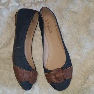Kelly & Katie flat shoes size 9
